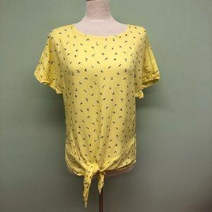 Buffalo David Bitton   Women's Yellow Shirt